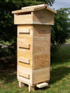 The Warre Garden Hive